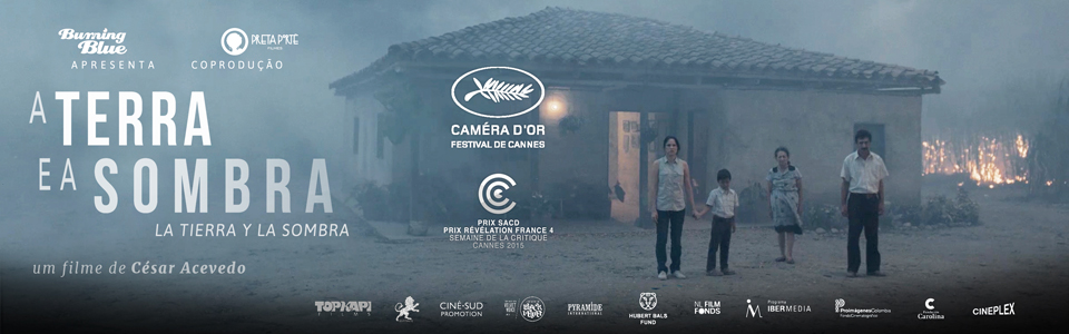 A Terra e a Sombra, um filme de César Acevedo